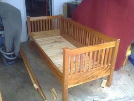 Sofa-cama (cuna)