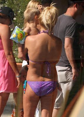 Britney Spears Bikini Pictures