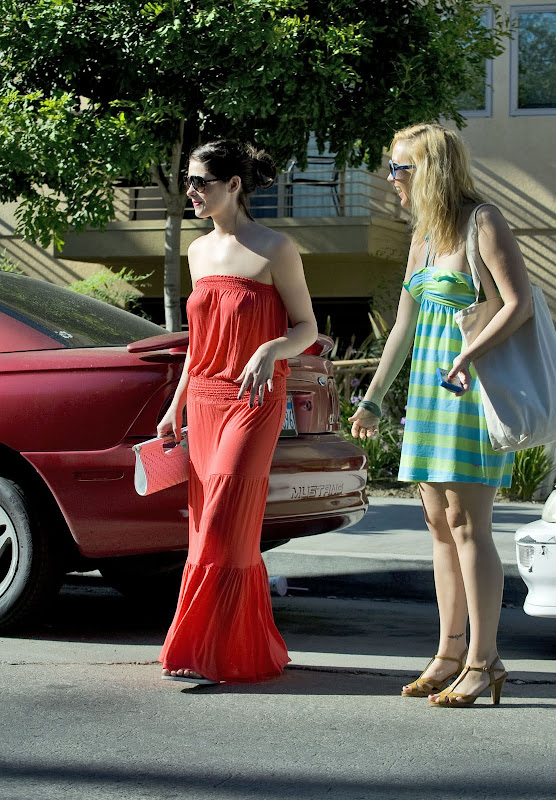 Ashley Greene Braless Picture