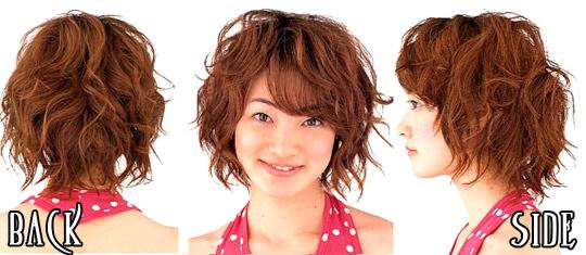 What kind of short Asian Japanese Hairstyles do you love?