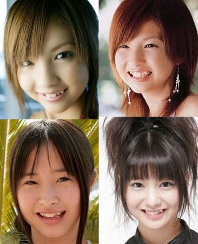 haircuts 2010 for girls. Kawaii Hairstyle 2010