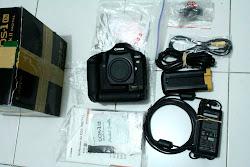 Canon Eos 1ds Mark3