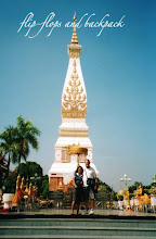 Thailand, at the Lao border