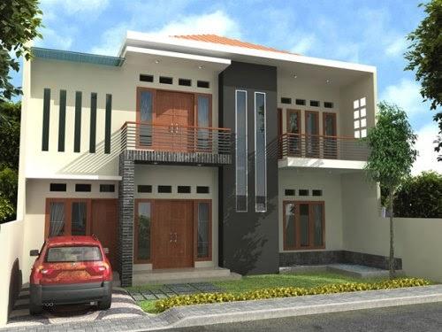desain rumah 123 gambar desain 3d rumah minimalis