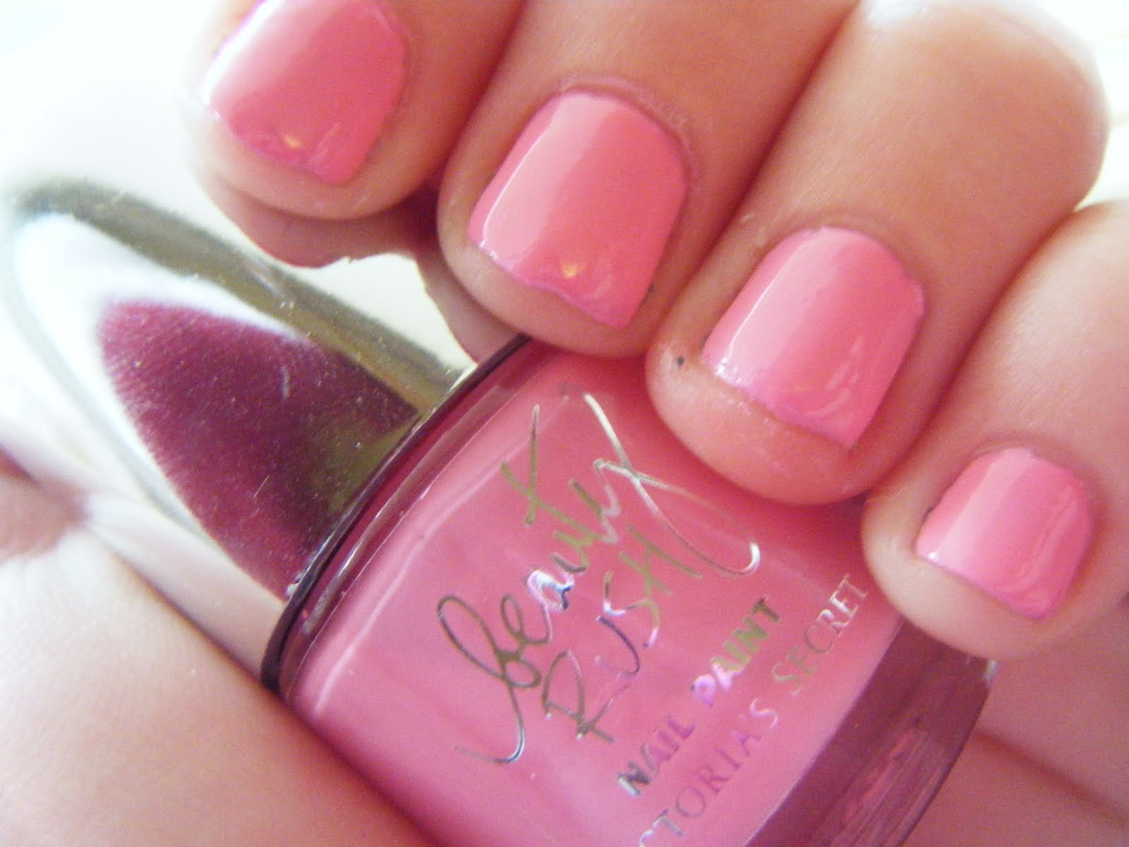 PaintAwayGirls: Victoria Secret Beauty Rush - How Sweet!