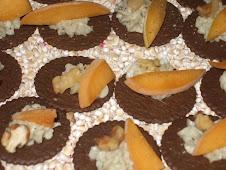 CANAPÉS DE CHOCOLATE