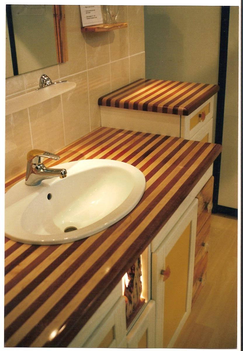 Brasselet bois cr ation les salles de bain for Les salles de bain
