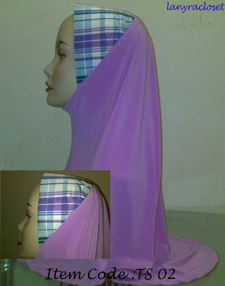 PURPLE ( AWNING THAI SILK )