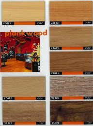 Wood Strips Vinyl