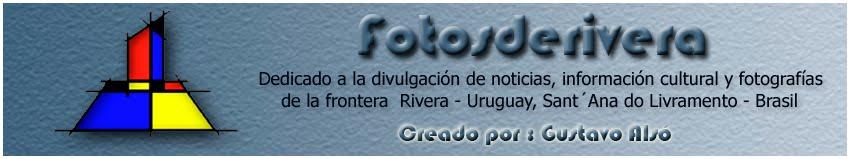 Gustavo Alsó fotos de Rivera Uruguay
