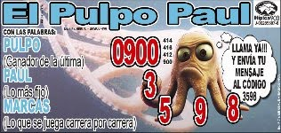 EL PULPO PAUL