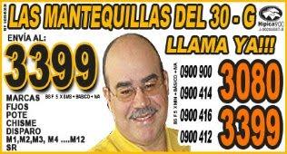 LAS MANTEQUILLAS DEL 30-G