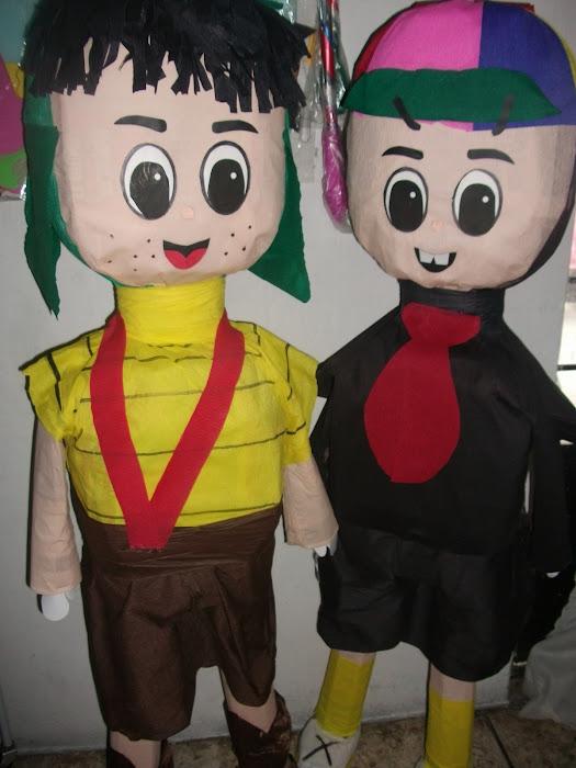 Chavo y Kiko