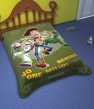 Cobertor Providencia Toy story