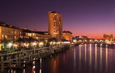 Image of Hillsborough River in Tampa, Florida