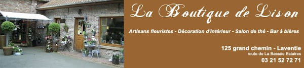Boutique de Lison