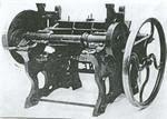 Mesin pembuat Kertas Gelombang