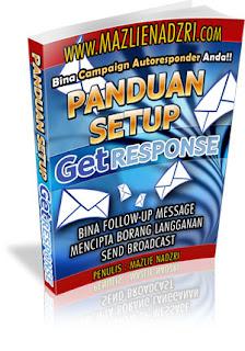 cover panduansetupgetresponse |  Panduan Setup Autoresponder Getresponse