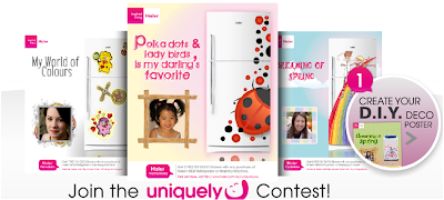 Haier 'Uniquely You' Contest