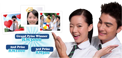 OXY 'Share Your Joyous Moment' Contest