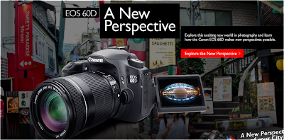 Canon 'A New Perspective of your City' Contest
