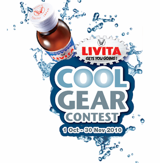 Livita 'Cool Gear' Contest