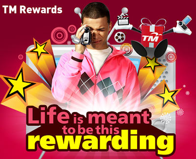 TM Rewards 'Life is Meant to be This Rewarding' Contest