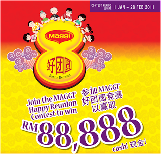 Maggi 'Happy Reunion' Contest