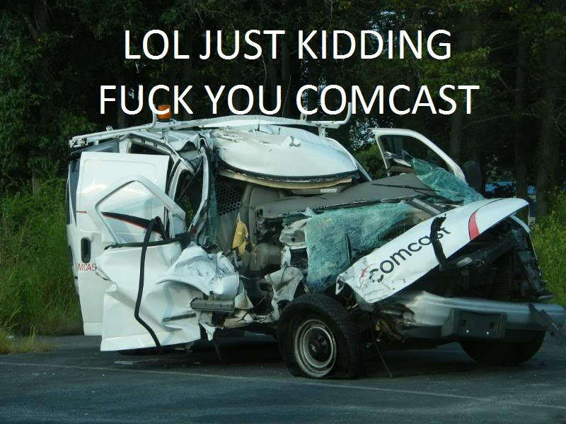Hey Comcast  I just want to apologize for slamming you so much in this    Xfinity Sucks