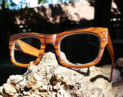 Eyewear: Wooden Frames | Laramy-K Optical