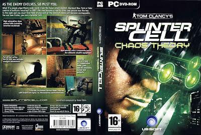 Ajuda na Instalação Splinter+Cell+Chaos+Theory