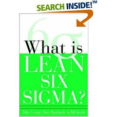six sigma certification book free