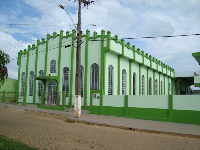Templo Sede Atual