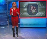 Linda Cohn See Through http://www.leavethemanalone.com/