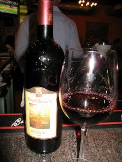 Rosso di Montalcino wine