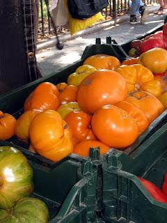 Golden tomatotes