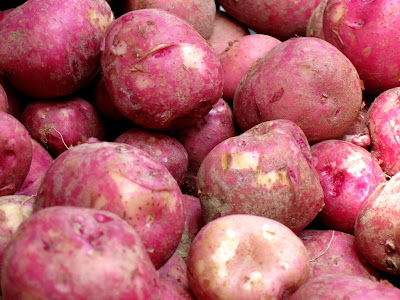 New red potatoes