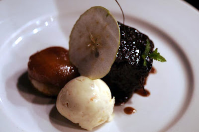 Sticky toffee pudding - The Nut Tree