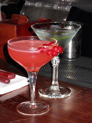 Insidious cocktails - Hawksmoor