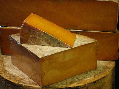 """Sparkenhoe"" Leicester Cheese - Neal's Yard Dairy"