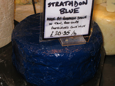 Strathdon blue cheese - Neal's Yard Dairy