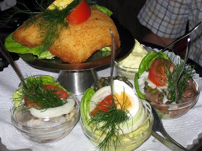 Fish courses - Sorgenfri, København, Danmark