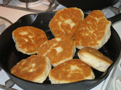Pops O'Food buttermilk biscuits