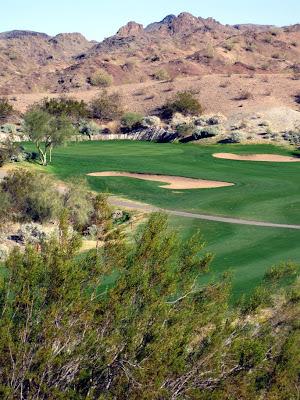 Emerald Canyon Golf Course - Hole 16