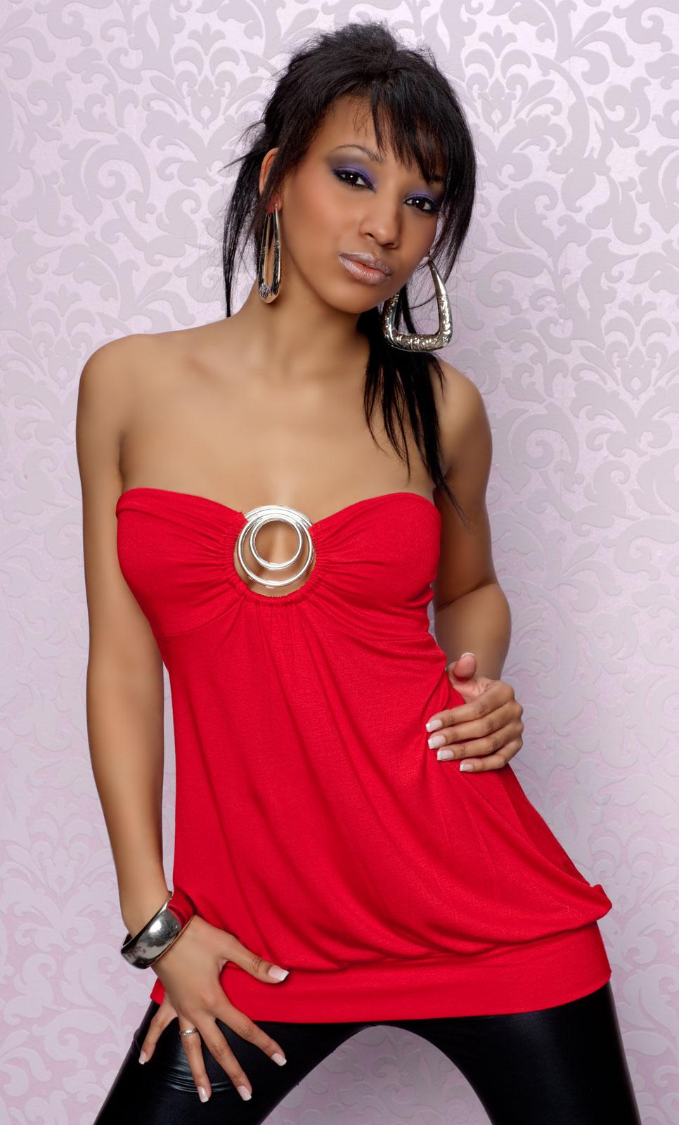 blusas rojas para fiesta blusa roja elegante publciado por las picture