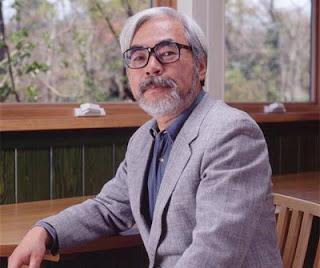 El director japonés Hayao Miyazaki