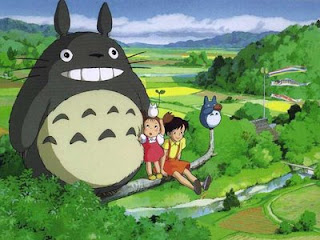 Una imagen de Mi vecino Totoro
