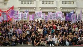 En el Encuentro de la Mujer 2009 Tucumán