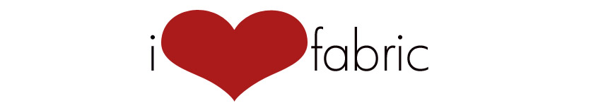 i heart fabric