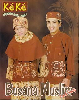 ... 2010 - Grosir dan Eceran: Cerianya Busana Muslim An